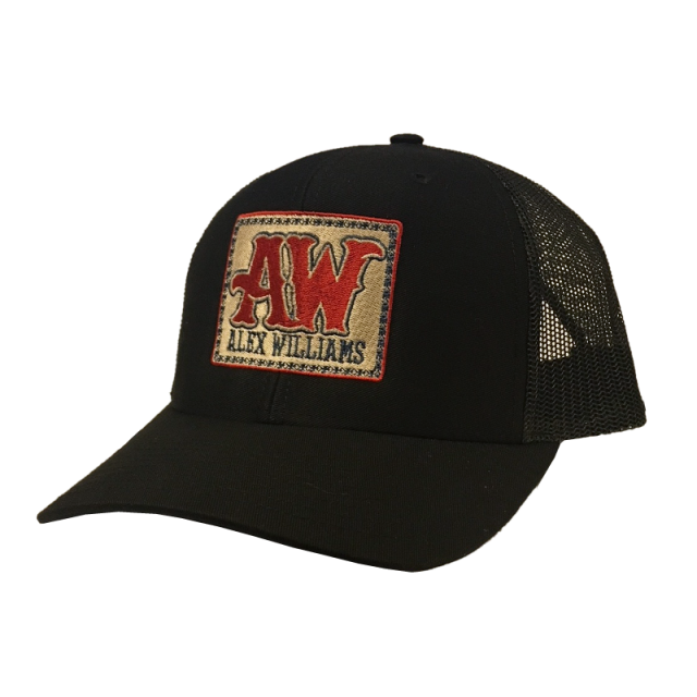 Alex Williams Black Ballcap