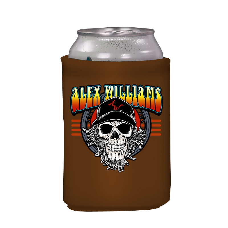 Alex Williams Skull Coolie
